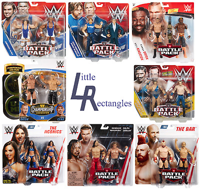 WWE Battle Pack Figures - Mattel - Brand New - Sealed - SHIPPING COMBINES • 19.95£