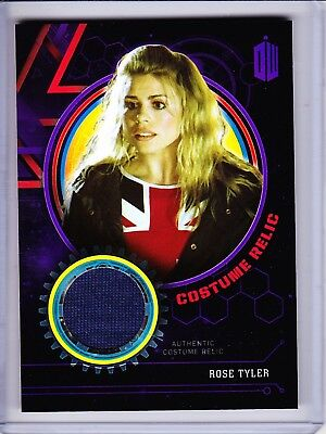 Topps Doctor Who Extraterrestrial Encounters Costume Trading Card Selection • 6.95£