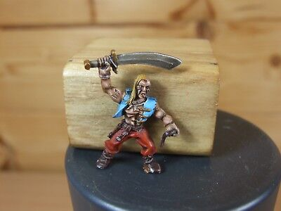 Classic Metal Warhammer Mordheim Kislev Warband Youngblood Well Painted (3217) • 20£