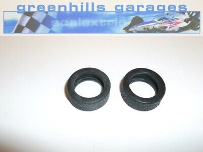 Greenhills Scalextric Ford Focus Tyres Pair Used • 3.49£