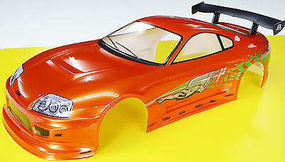RC 10th Scale FAST AND FURIOUS SUPRA Stickers Decals PAUL WALKER DRIFTING JDM  • 10.95£
