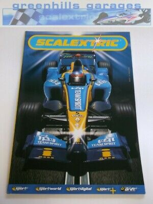 Greenhills Scalextric Electronic Model Racing Catalogue 47th Edition 2006 - C... • 7.99£