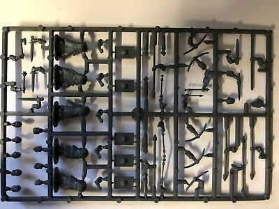 Human Infantry Sprue  - Oathmark Battle Of The Lost Age -  • 5.50£