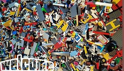 Lego Joblot Mixed Bricks 2kg - 2000g , Starter Pack Genuine Lego • 28.99£