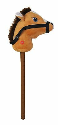 Kids Hobby Horse Or Unicorn With Galloping Neighing Sounds Childrens Toy • 7.89£