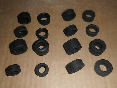 Scalextric Variety / Selection Of Brand New Grippy Car Tyres Tires Superb Spares • 11.99£