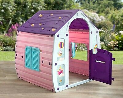 Unicorn Children's Playhouse Wendy House Magical Play House By Starplast  • 69.95£