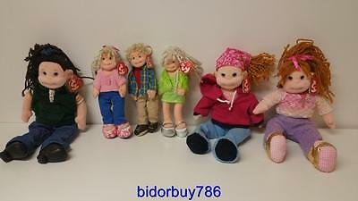 Ty Beanie,Tennie Boppers Dolls Collectable Beanie Dolls   • 35.95£