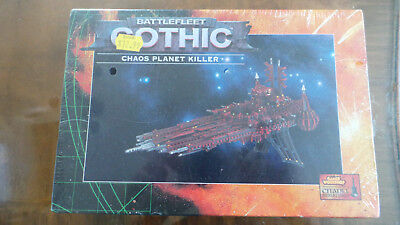 Battlefleet Gothic Planet Killer BNIB OOP • 110£
