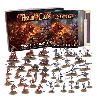 WARHAMMER REALM OF CHAOS: WRATH & RAPTURE (ENG), 20% Off RRP • 75.88£