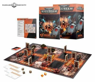 Warhammer 40k Kill Team Arena Boxed Set 20% Off UK Rrp • 42.26£