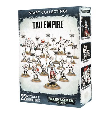 Start Collecting Tau Empire. Warhammer 40k. 20% Off UK Rrp.  • 47.78£
