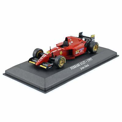 Atlas 1:43 Ferrari 412T Jean Alesi 1995 F1 Collection • 12.99£
