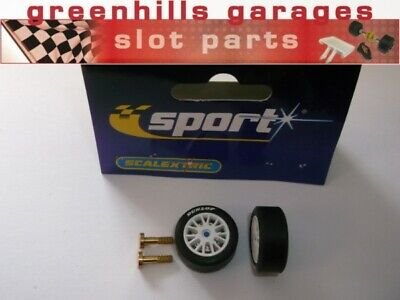 Greenhills Scalextric Accessory Pack For Opel V8 Coupe Front Wheels/tyres/stu... • 5.49£