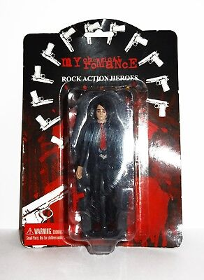 My Chemical Romance Revenge Gerard Way Action Figure 2 Vintage Rare MCR NEW • 149.99£