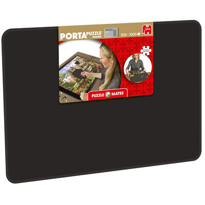 Portapuzzle Board Jigsaw Accessory - For 1000 Piece Jigsaw Puzzles, Brand New • 12£