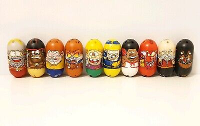 Mighty Beanz Collection Lot. • 10£