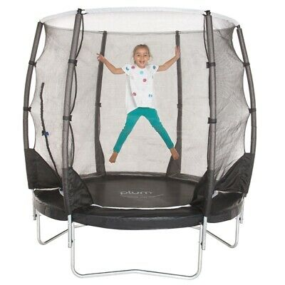 Plum 6ft Magnitude Trampoline And 3G Enclosure • 199.95£
