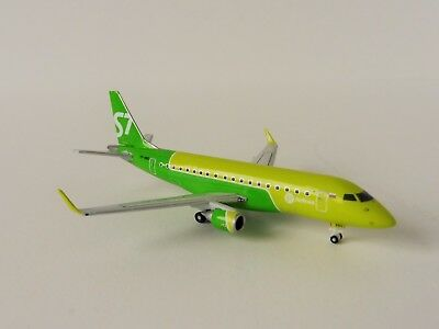 S7 Airline Embraer E170 1/400 Herpa • 35.04£