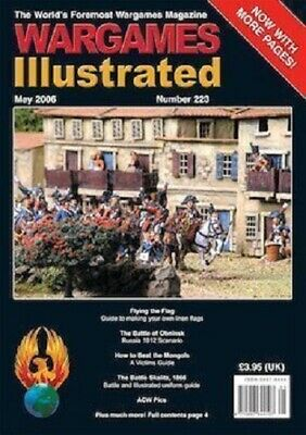 Wargames Illustrated - Issue 223 May 2006 - The Battle Of Obninsk • 5.65£