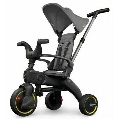 Doona Liki Foldable Trike S1 – Greyhound • 159.99£