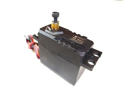 Nitro 1/8 Buggy Hpi Trophy 3.5 Ss-30mg Wr Water Resistant 8kg Steering Servo New • 17.99£