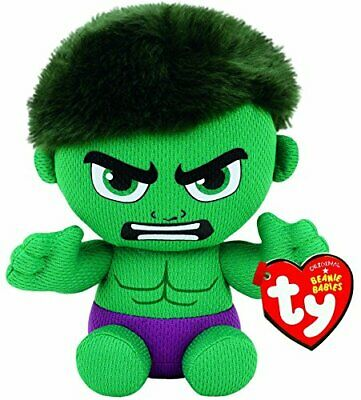 Ty Marvel Incredible Hulk Soft Toy  • 10.95£