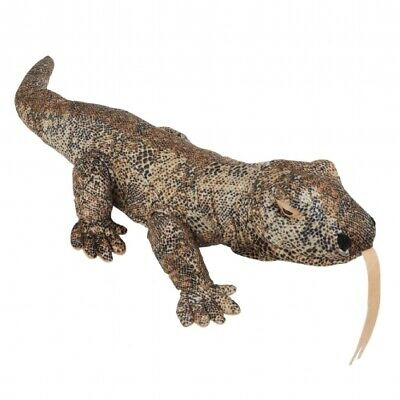 60cm Komodo Dragon Cuddly Soft Toy - Lizard Toy Gift Idea • 17.99£