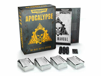 Warhammer 40,000: Apocalypse - The Mass Battle System (40-09-60) • 50.99£