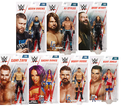 WWE Figures - Basic Series 95 & 96 - Mattel - Brand New - Sealed • 11.95£