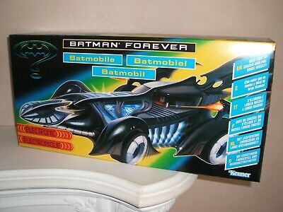 Kenner Batman Forever Batmobile Factory Sealed In High Grade Euro Box • 179.99£