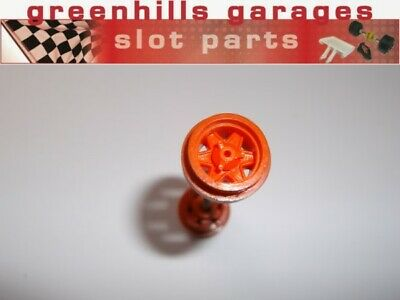 Greenhills Scalextric You Steer Javelin YS103 Front Axle And Wheels   - Used ... • 4.49£
