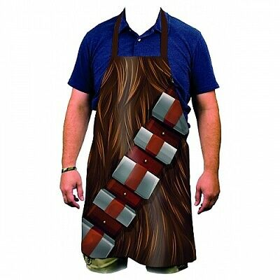 Star Wars I Am Chewbacca Cotton Apron Brand New In Box Great Gift Adult • 11.99£