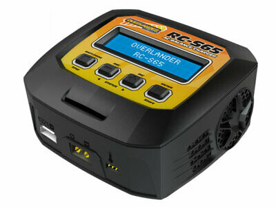 Overlander RC-S65 AC 65W Balance Charger / Discharger • 39.79£