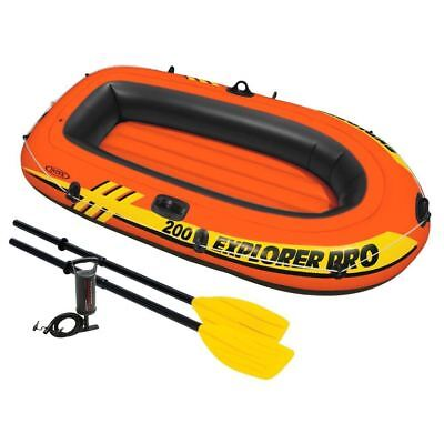 Intex Inflatable Explorer PRO Beach Boat Swimming Toy Family & Kids Fun • 28.99£
