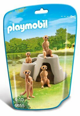 Playmobil City Life Zoo And Wildlife Animals Creative Play Assortment  • 9.99£