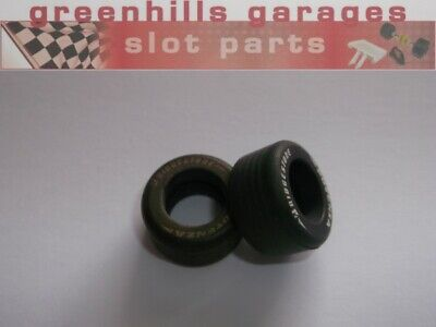 Greenhills Scalextric McLaren Mercedes MP4-21 Grooved Rear Tyre Pair - Used -... • 3.49£