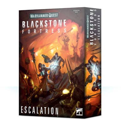 BLACKSTONE FORTRESS: ESCALATION (ENG) Games Workshop 20% Off UK Rrp • 51.78£