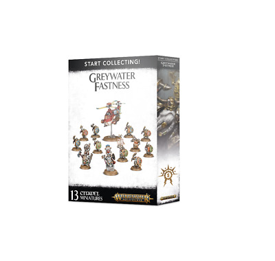 START COLLECTING GREYWATER FASTNESS Games Workshop 20% Off UK Rrp • 46.97£