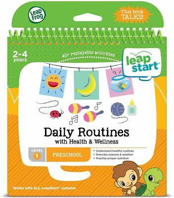 Leapstart Book Daily Routines • 7.99£