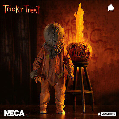 NECA - Trick 'R Treat Ultimate Sam Action Figure [IN STOCK] •NEW & OFFICIAL• • 33.90£