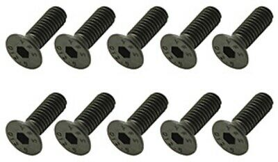 Core RC M4 Steel Countersunk Hex Screws - Various Sizes • 2.99£