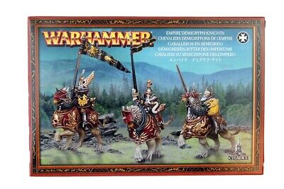 Demigryph Knights Warhammer Age Of Sigmar (D) • 35£