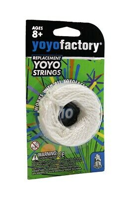 Replacement YoYo Strings (10 Pack) White By YoYoFactory • 3.80£