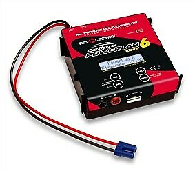 DC 1000W Parallel Lipo Charger CellPro PowerLab 6 OPR-PL6 • 190£