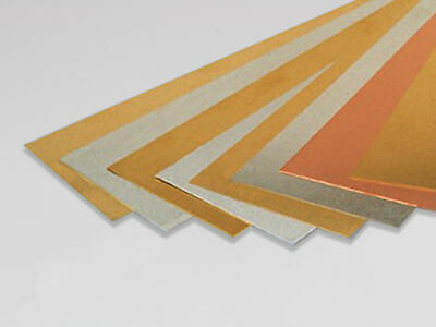 10 X4  Sheet Copper .025 (Pk1) W-KS0259 • 9.89£