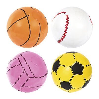 Bestway 16  Sports Beach Ball - Inflatable • 2£