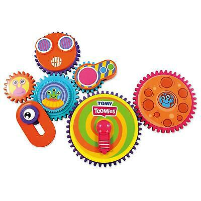 Tomy Toomies E72759C Gearation Magnets Childrens Interactive Gears Toy, 3 Years+ • 11.97£