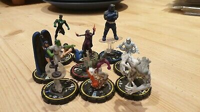 Heroclix Job Lot Of 9 Figures - Including Wendigo • 11.50£
