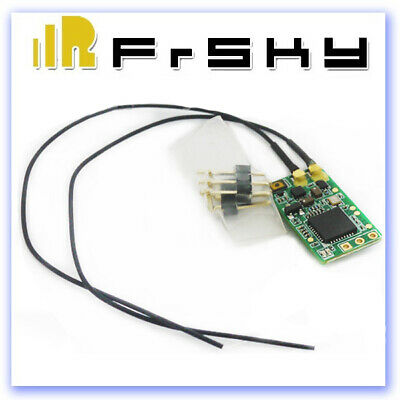 FrSky XM 16 Channel ACCST Ultra Micro Receiver (EU) • 19.99£